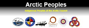 Arctic council indigenous peoples logo