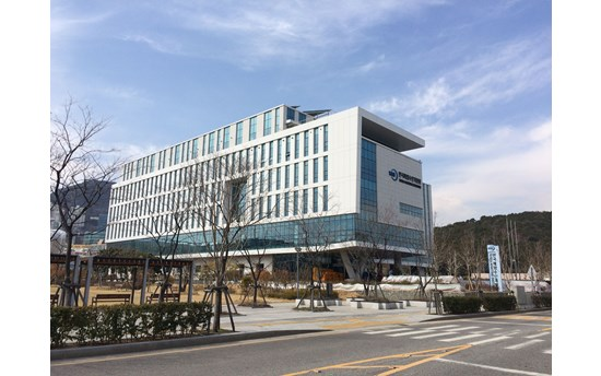 Korea Maritime Institute building