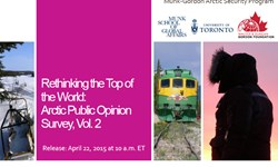 Survey Rethinking the Top of the World - cover page