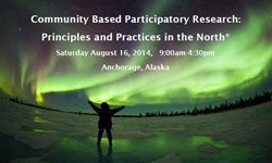 Community Based Participatory Research workshop image