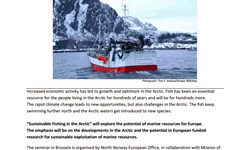Sustainable Fishing in the Arctic