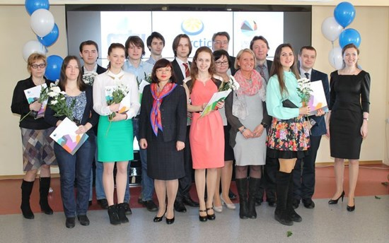 Student award ceremony 2014