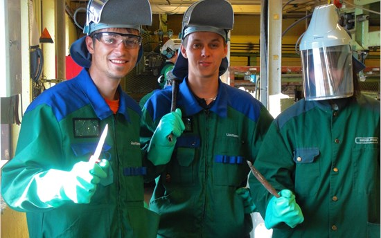 Norilsk Institute of Industry Internships