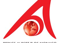 Prince of Monaco Foundation logo