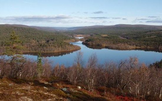 The Kevo research station is situated in the commune of Utsjoki, the northernmost municipality in Finnish Lapland.