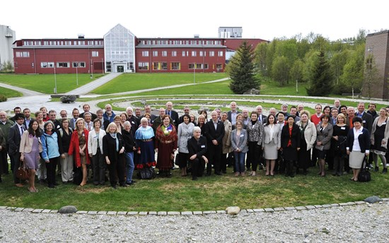 Council Meeting Tromso Group Photo
