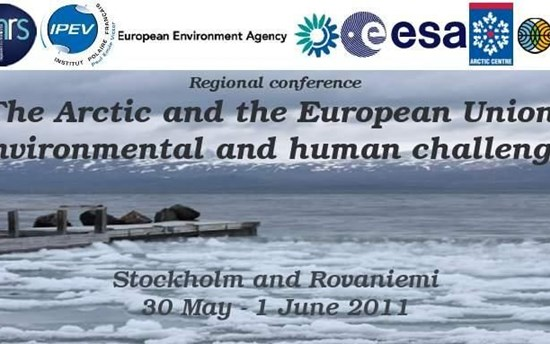 Arctic and EU Rovaniemi conference