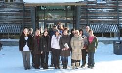 Group Picture Student Forum 2011