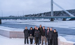 UArctic Board of Governors Rovaniemi 2015