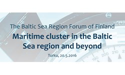 Baltic Sea Region Forum 2016