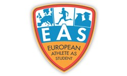 EAS European Athlete as Student logo