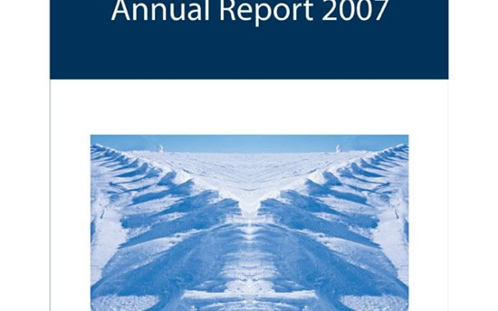 Annual Report Cover Light
