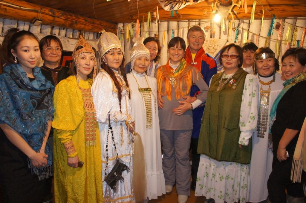 Yakutian ceremony