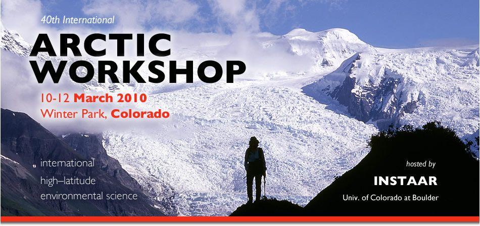 40th Annual Arctic Workshop
