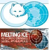 melting ice arctic council