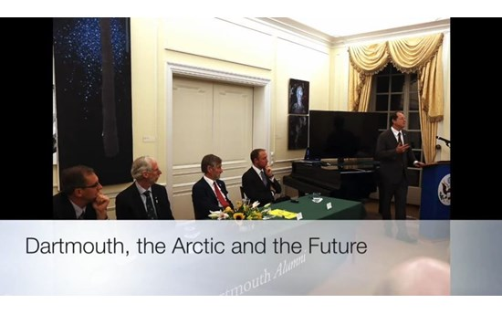 Dartmouth, the Arctic and the Future event