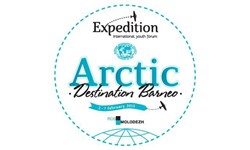 The Arctic Expedition logo