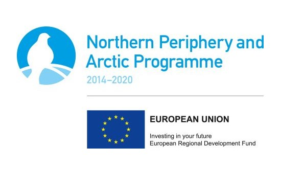 NPA Northern Periphery and Arctic Programme 2014-2020 logo