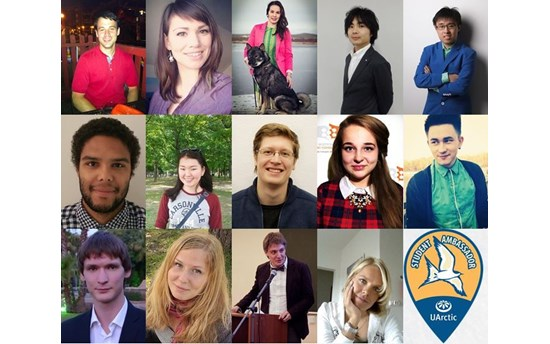 UArctic Student Ambassador group