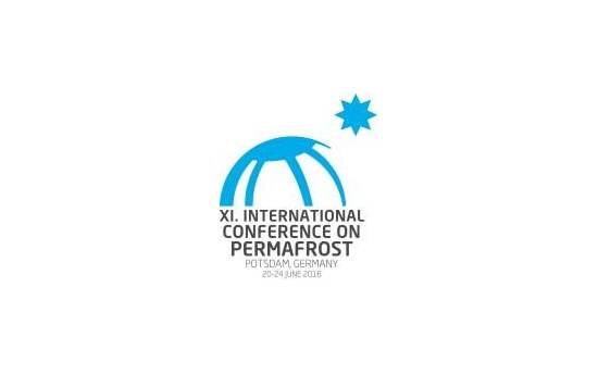 Logo ICOP2016 International Conference on Permafrost 2016